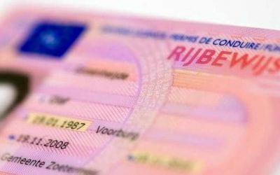 12 Stappenplan voor het halen van je rijbewijs